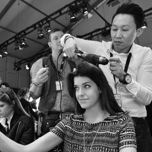 Die 14. Berliner Fashion Week mit den Kollektionen Herbst/Winter 2014/15
